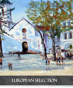European Selection | Pat's Art Studio