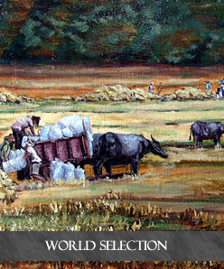 World Selection | Pat's Art Studio