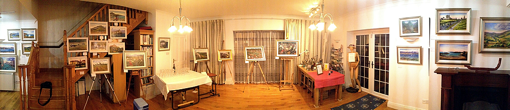 Studio | Pat's Art Studio