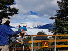 Glacier-Patagonia
