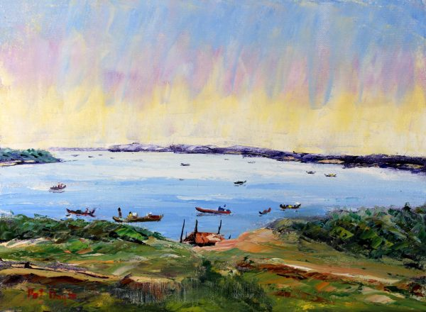 Cambodia Lakeside CAMB102