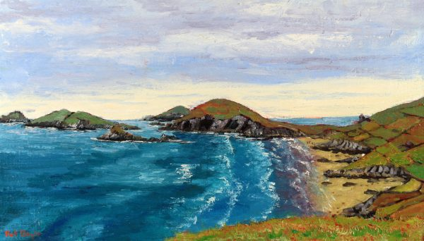 Dunquin and the Blasket Islands IRL 204