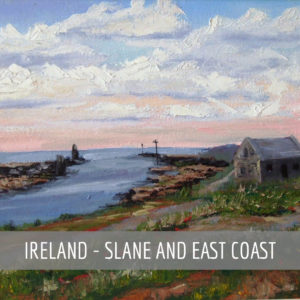 Ireland - Slane and East Coast