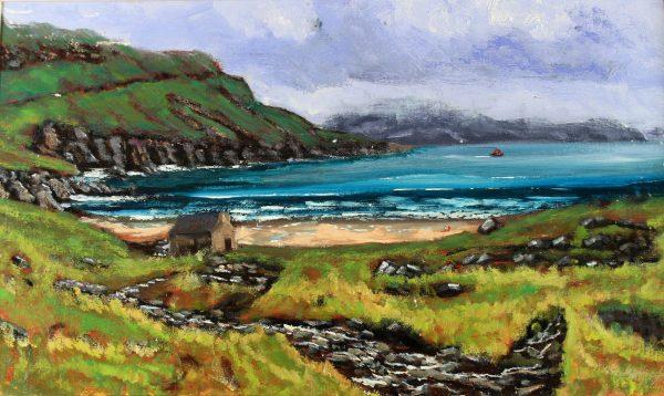 Keem Bay Achill-Misty View IRL208
